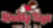 knotty toys retail logo