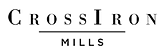 cross iron mills logo