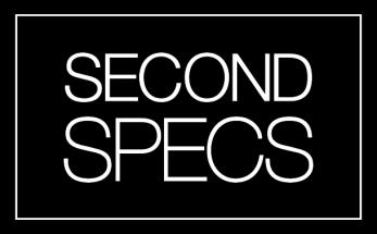 second specs