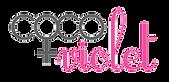coco an violet logo