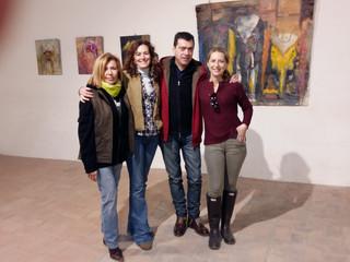 Exposición en Castell del Remei. Lleida.