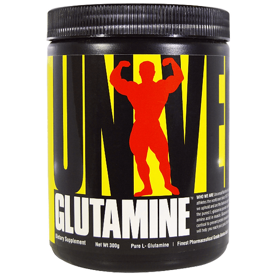Glutamine Powder (300г) - Universal Nutrition