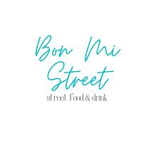 Bon Mi Street street food & drink  logo.