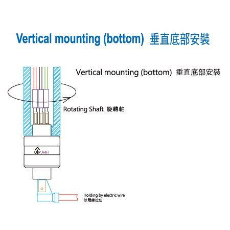 Non-mercury Slip Ring Multi Conductor