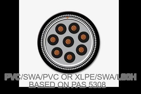 Control Cable - Low Voltage