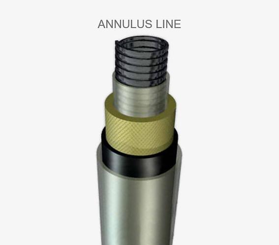 Umbilical - Annulus Line