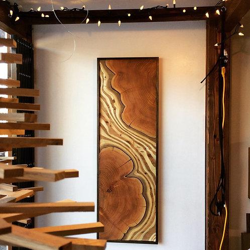 Cedar Wall Art