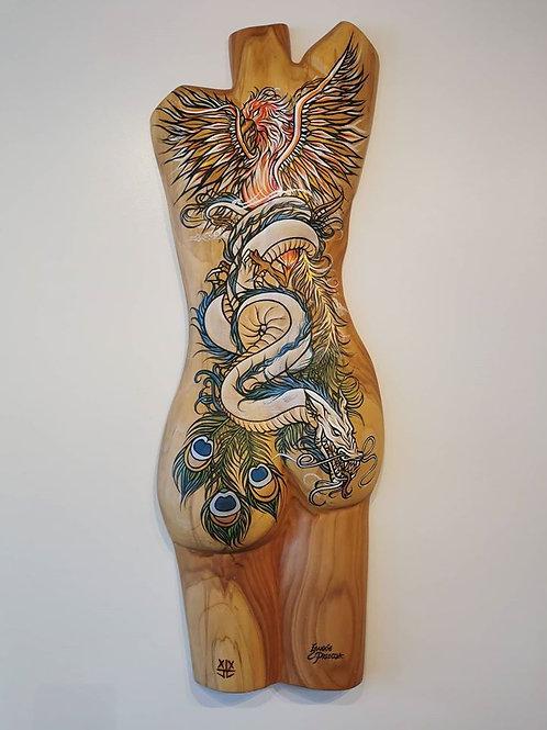 Tattooed Torso