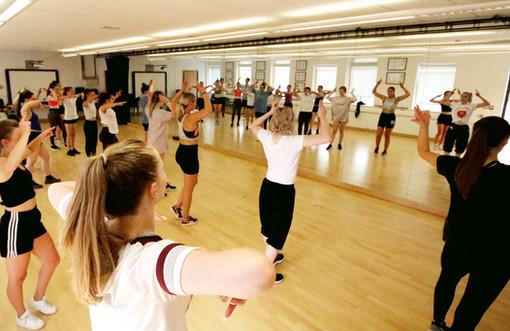 Youth Summer Dance
