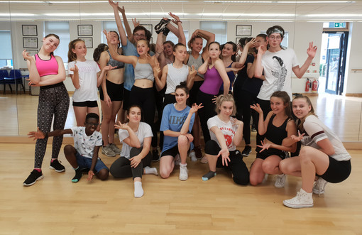 Youth Summer Dance Course