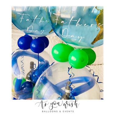 Present Stuffing Balloons
