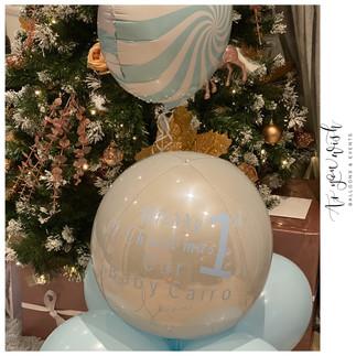 Custom Made Balloon Displays