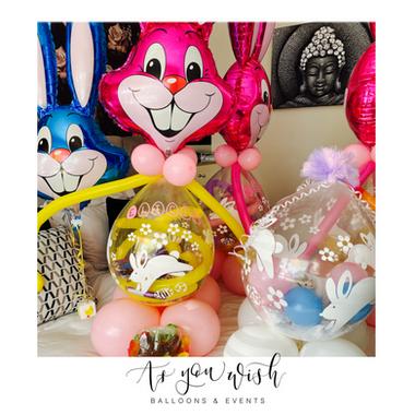 Bunny Stuffing Balloons