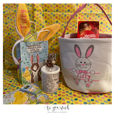 Packages for Easter