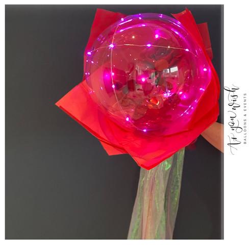 Custom Made Balloon Bouquets