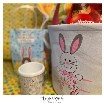Personalised Easter Baskets