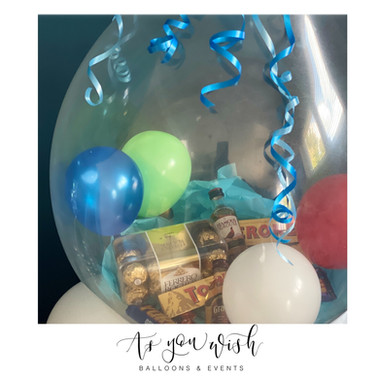 Personalised Stuffing Balloons