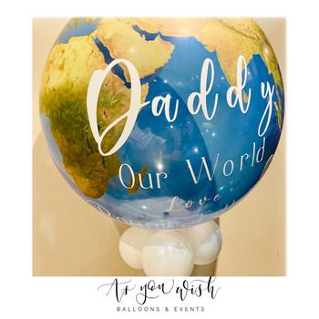 Bubble Balloons World