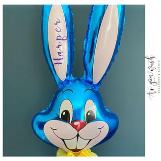 Personalised Bunny Ears