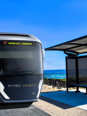 PATEO KINETICS___BUS____BUS STOP BEACH__