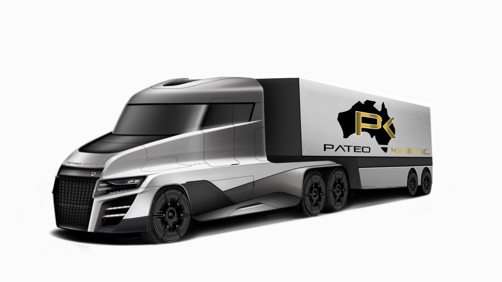 PK truck body