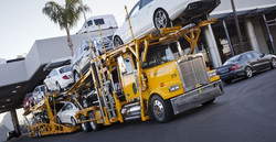 WS car transporter