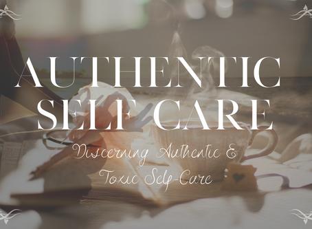 Authentic Self-Care