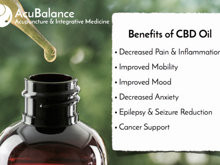 Facts & Benefits of CBD Oil