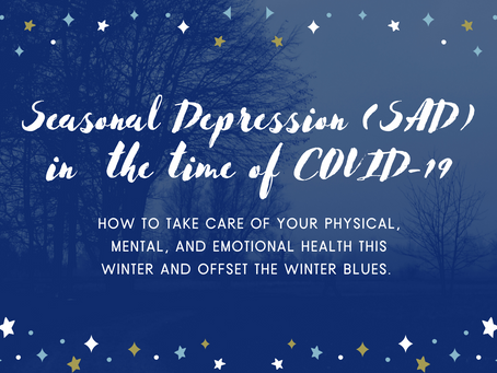 Seasonal Depression & COVID