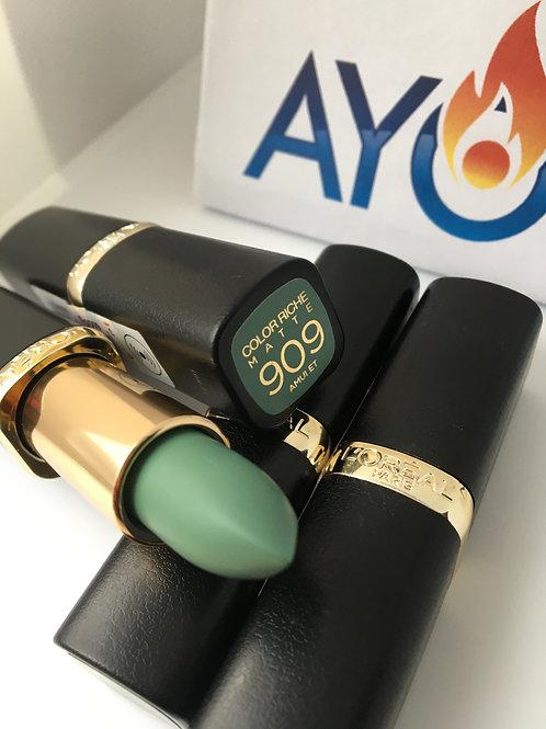 Loreal color riche matte lipstick-Amulet