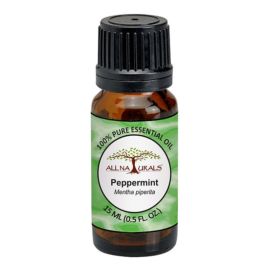 Peppermint (UP, India) Essential Oil