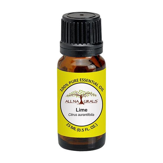 Lime (Maharashtra, India) Essential Oil