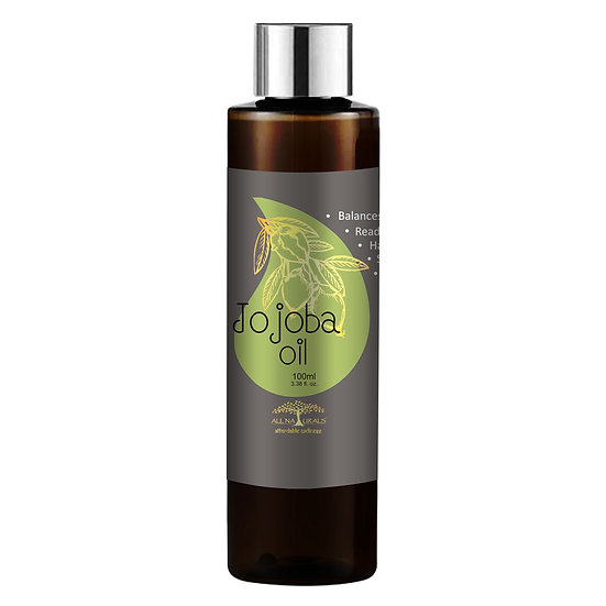 Jojoba (Golden, Rajasthan) Oil