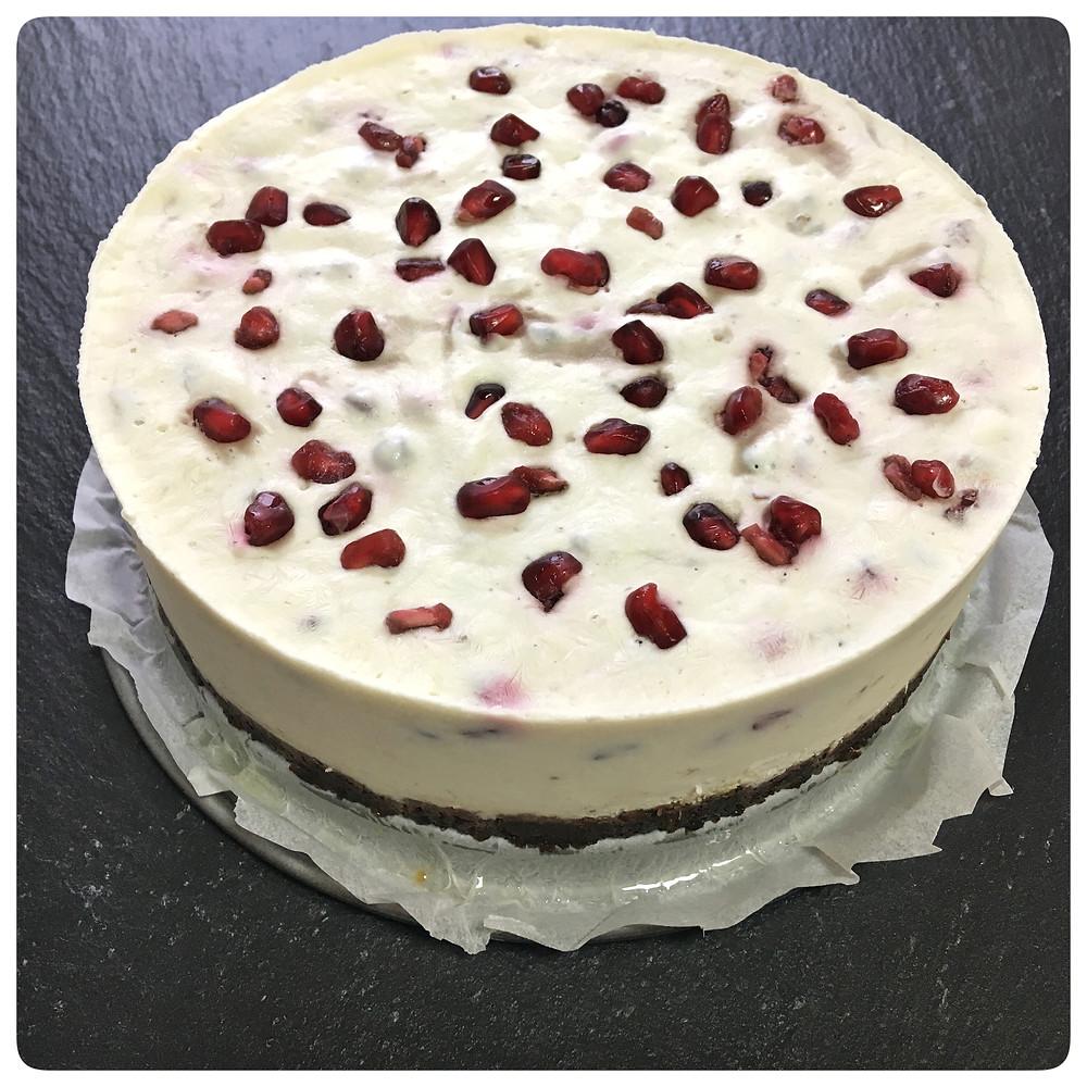 """Presna """"smetanova"""" torta"""