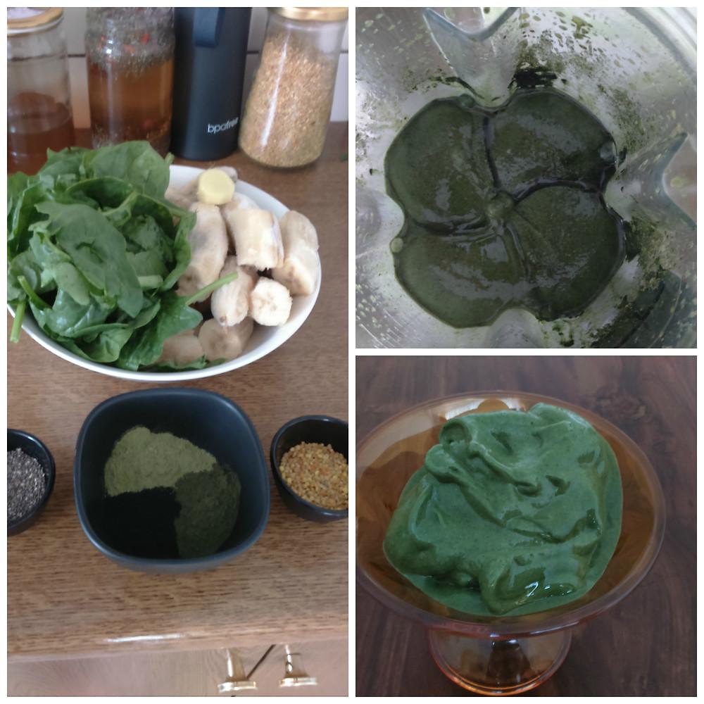 Zeleni Super Sladoled