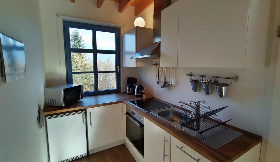Wohnküche mit allen Extras