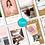 Thumbnail: 8x Boss Babe Bundle - Instagram Story Templates