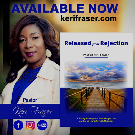 Pastor Keri Fraser