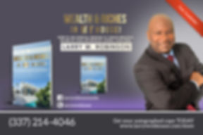 Larry Robinson - Wealth and Riches in My