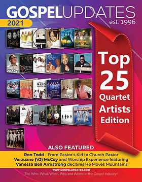 Top 25 Gospel Quartet Artists Edition_Pa