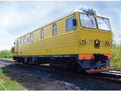 MTKP Demiryolu Ray Ölçüm Sistemi