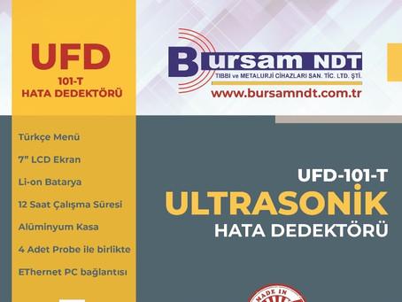 Ultrasonik Cihaz Türkçe Menü