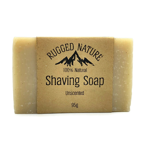 Natural Shaving Soap - Rugged Nature