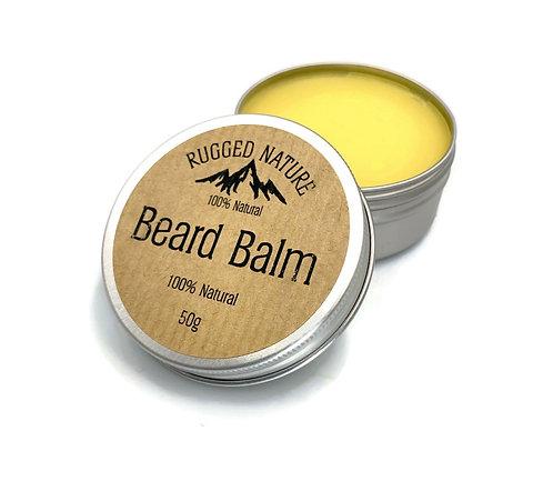 Beard Balm Unscented - Rugged Nature