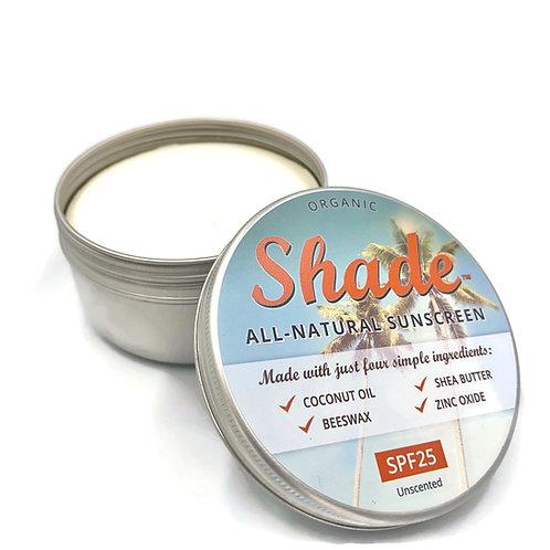 Shade Natural Sunscreen 100ml