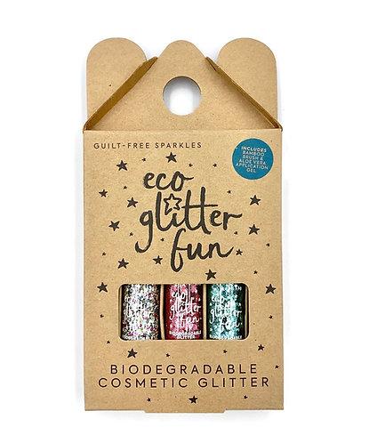 Biodegradeable Glitter 3Pack