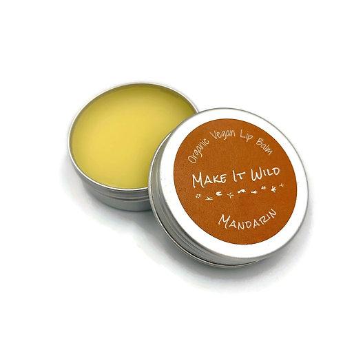 Lip Balm - Mandarin, Organic & Vegan