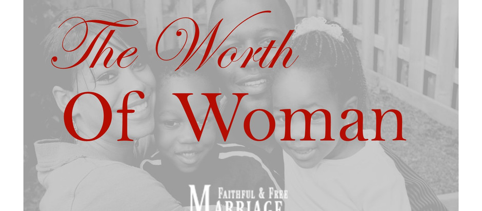 The Worth of Woman