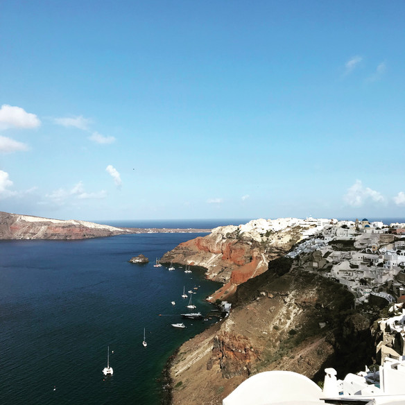 10 Things We Did On Our Epic Santorini Vacation