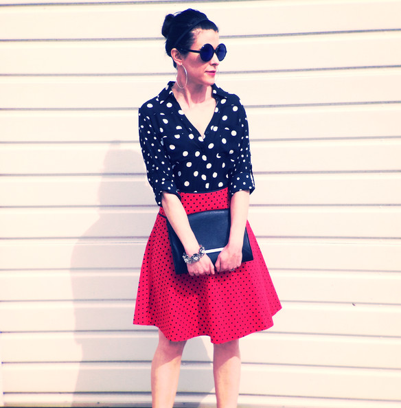 Polka-Dots and More Polka-Dots